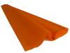 Italian Crepe Paper roll 60 gram - 299 INTENSE ORANGE