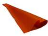 Italian Crepe Paper roll 60 gram - 300 DARK ORANGE