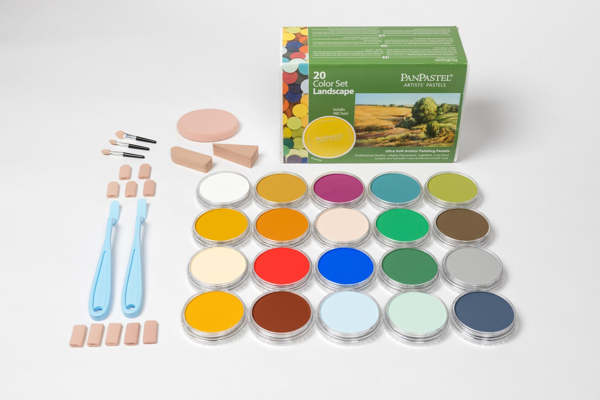 PanPastel - 30202 20 COLOUR LANDSCAPE SET