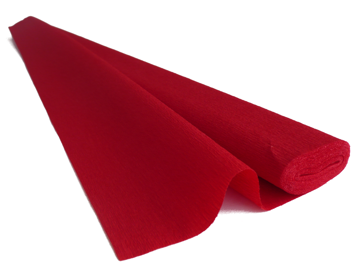Italian Crepe Paper roll 60 gram - 312 VIVO RED