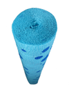 Crepe Paper roll 180 gram - 605/1 BLUE BUBBLE PRINT