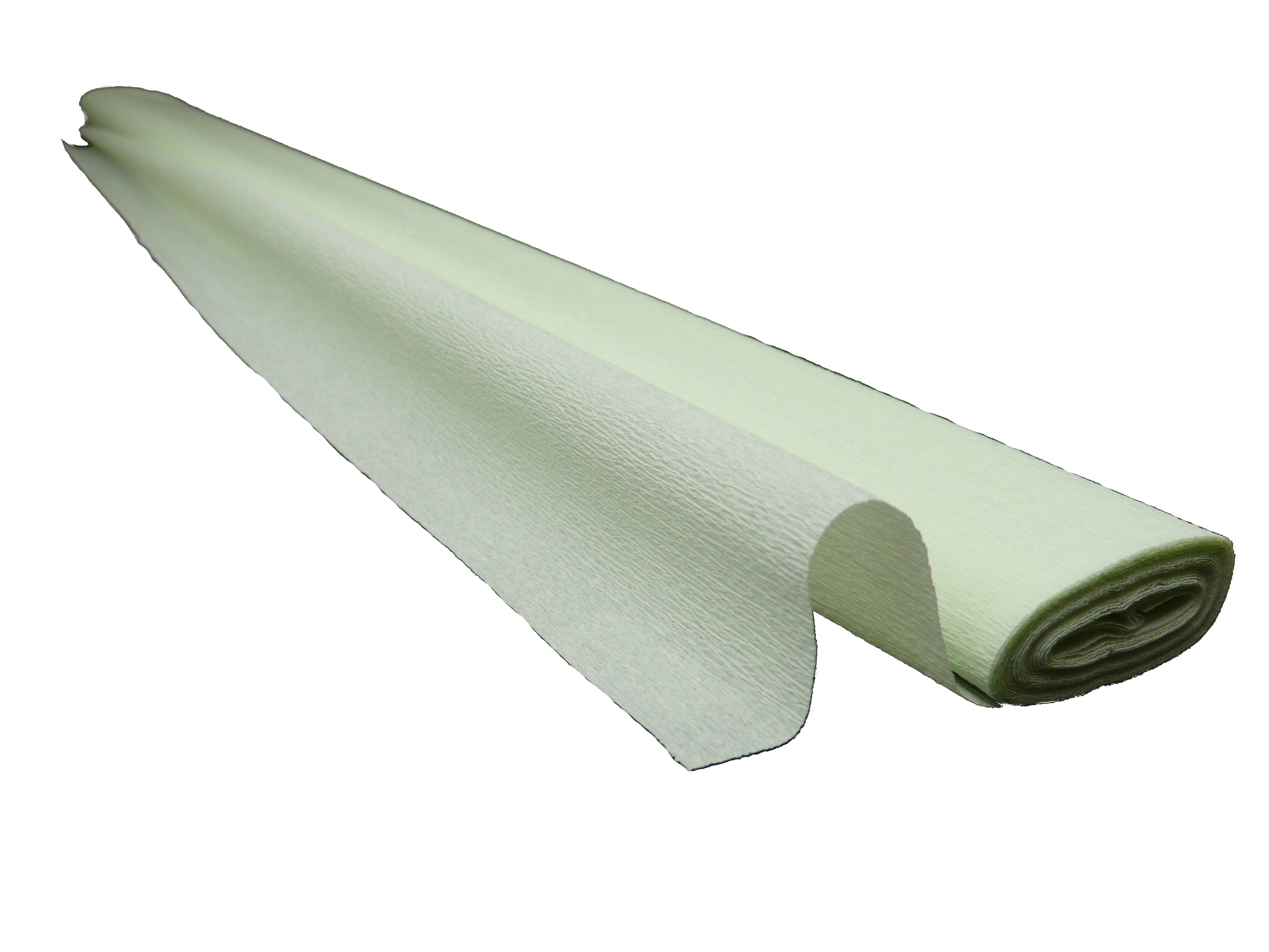 Italian Crepe Paper roll 60 gram - 262 Sea Foam Green