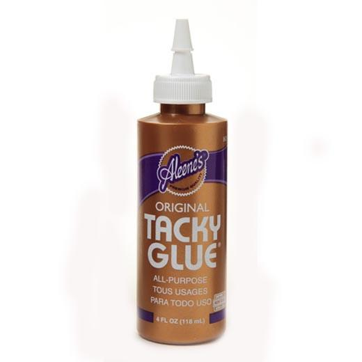 Aleene's Tacky Glue 4oz Bottle