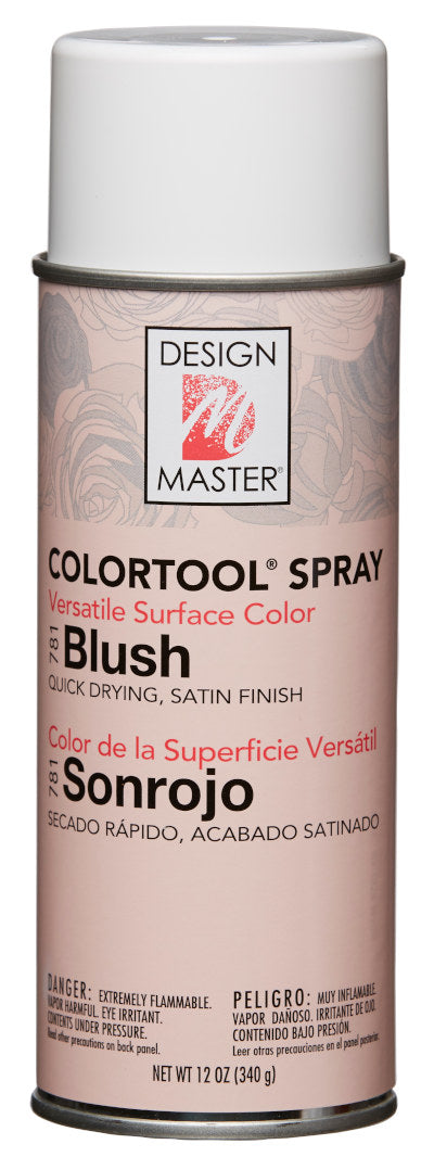Design Master - ColorTool Spray - Blush 781