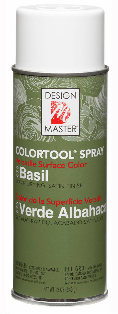 Design Master - ColorTool Spray - Basil 676
