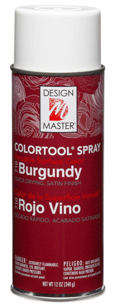 Design Master - ColorTool Spray - Burgundy 710