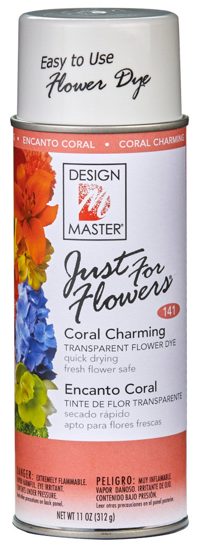 Design Master - Just for Flowers - Coral Charming 141