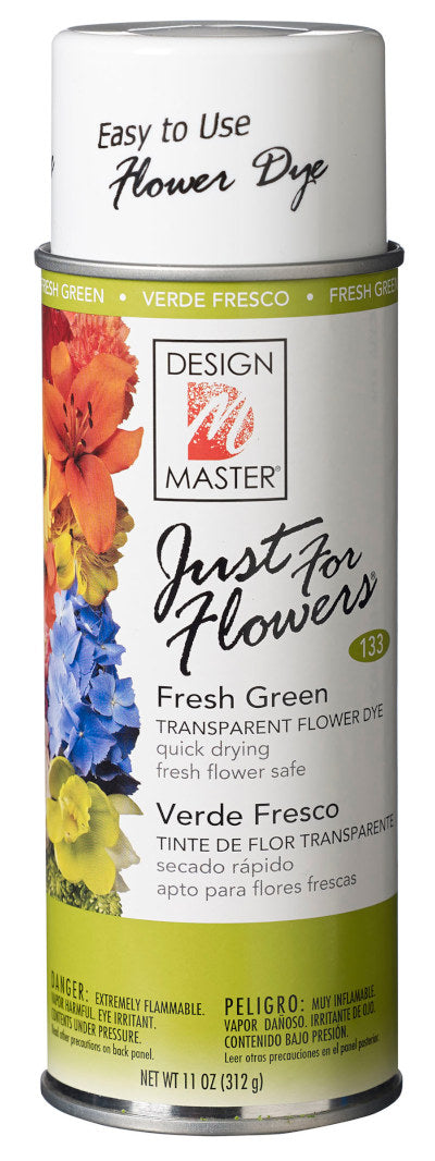 Design Master - Just for Flowers - Fresh Green 133