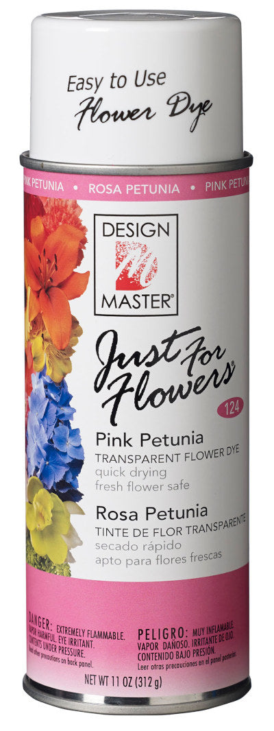 Design Master - Just for Flowers - Pink Petunia 124