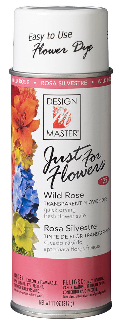 Design Master - Just for Flowers - Wild Rose 125