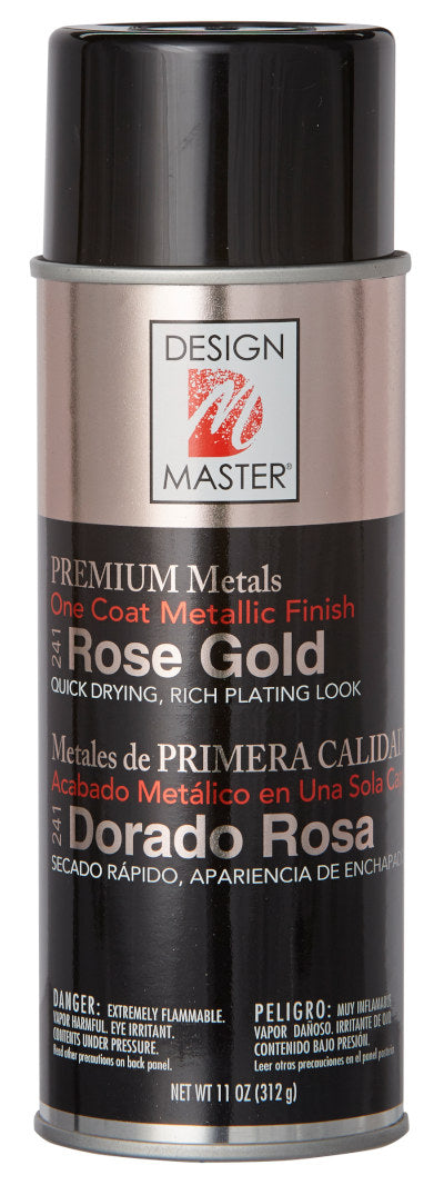 Design Master - ColorTool Spray - Metallic Rose Gold 241