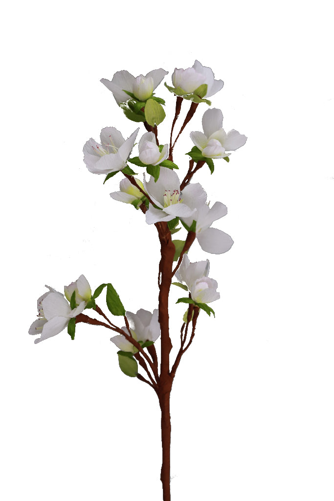 Apple Blossoms  - Individual floral stem
