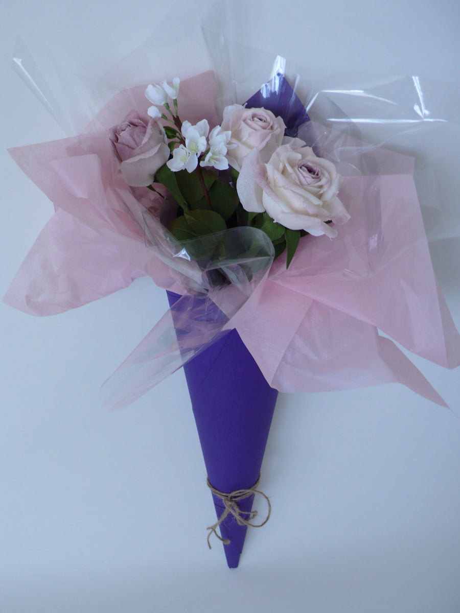 Crepe Paper Flower Bouquets For Mothers Day Tagged Mothers Day