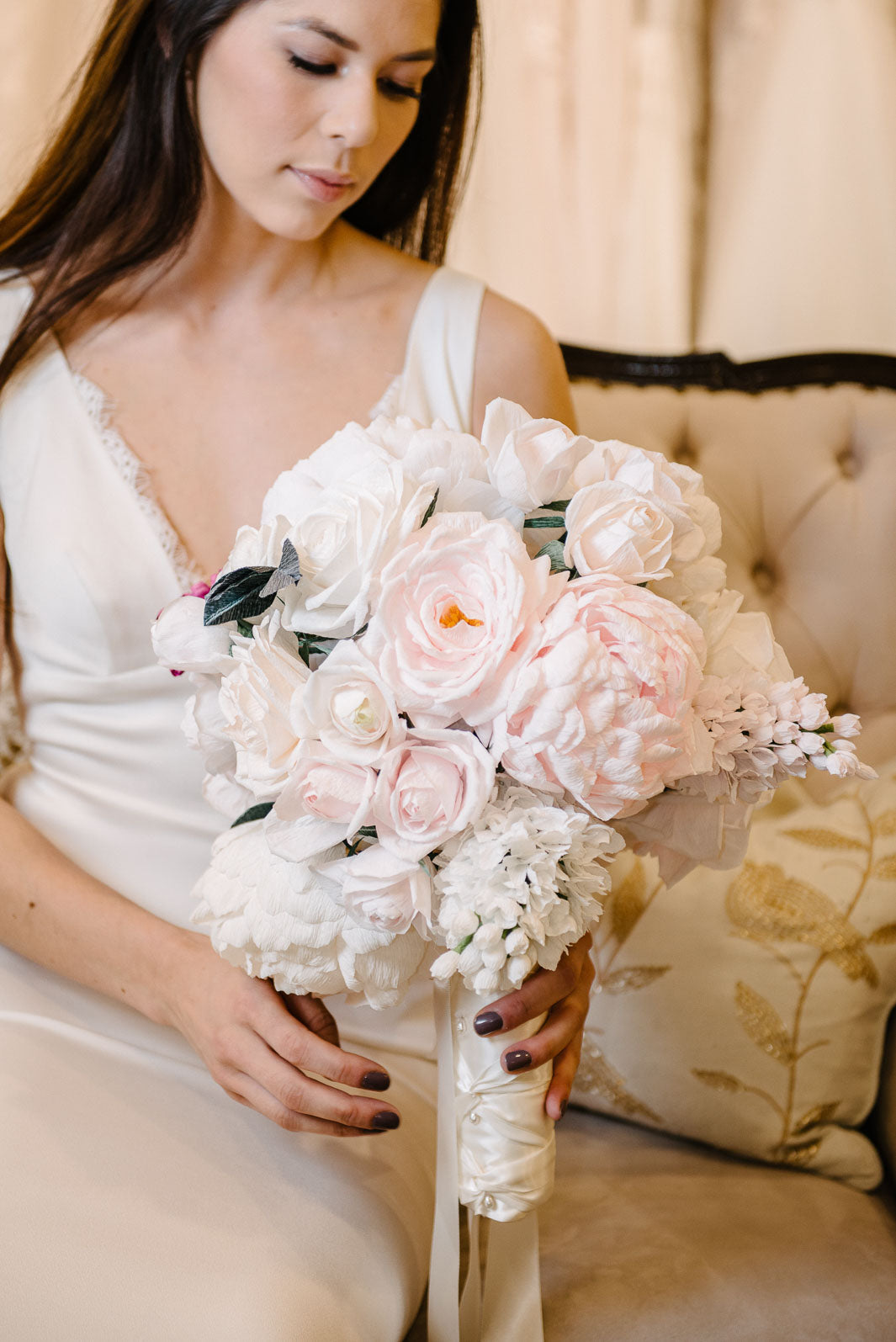 Spring Love Bridal Bouquet