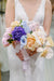 Spring Mix Bridal Bouquet