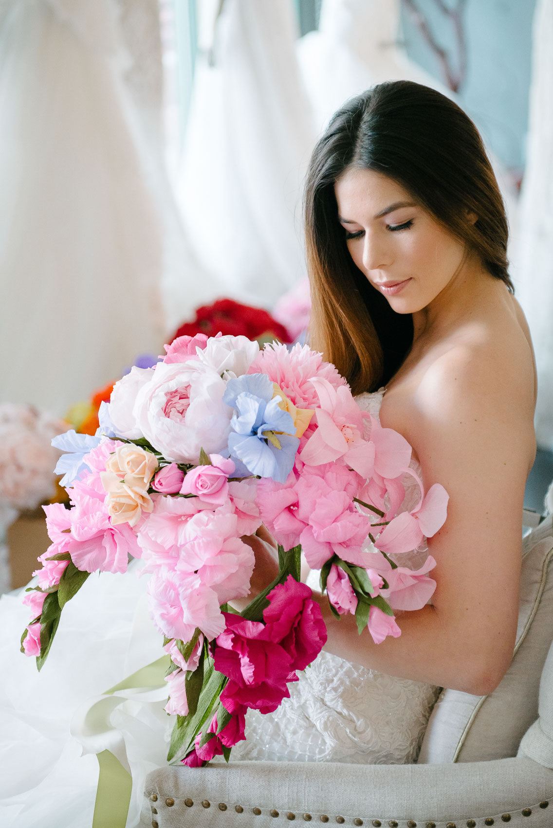 Summer Breeze Bridal Bouquet