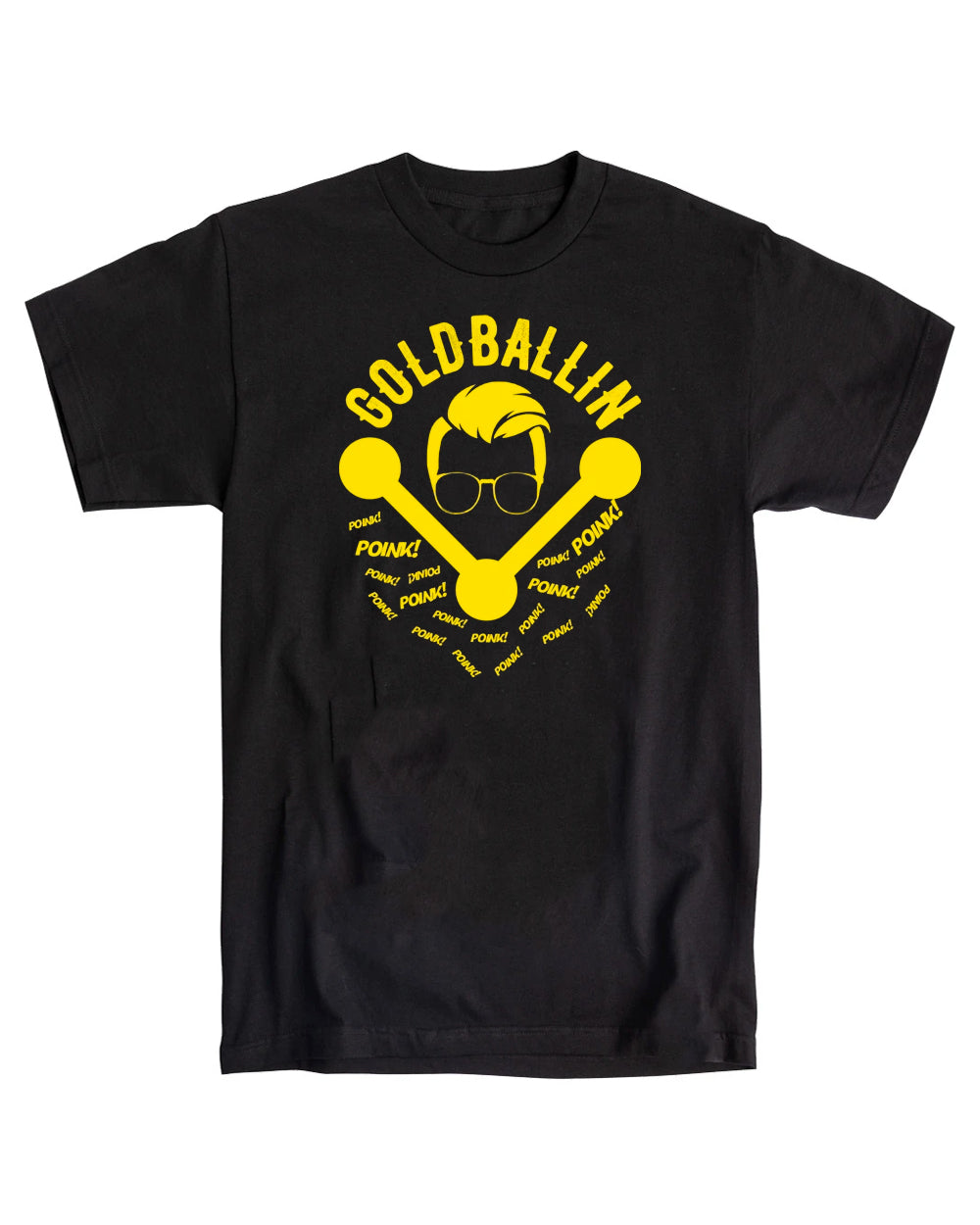 Goldballin Men's Tee