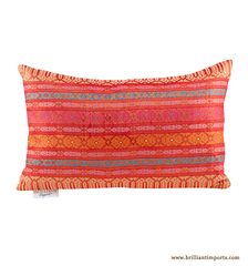 Red Shine Pillow
