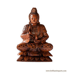 Quan Yin Sitting, Large
