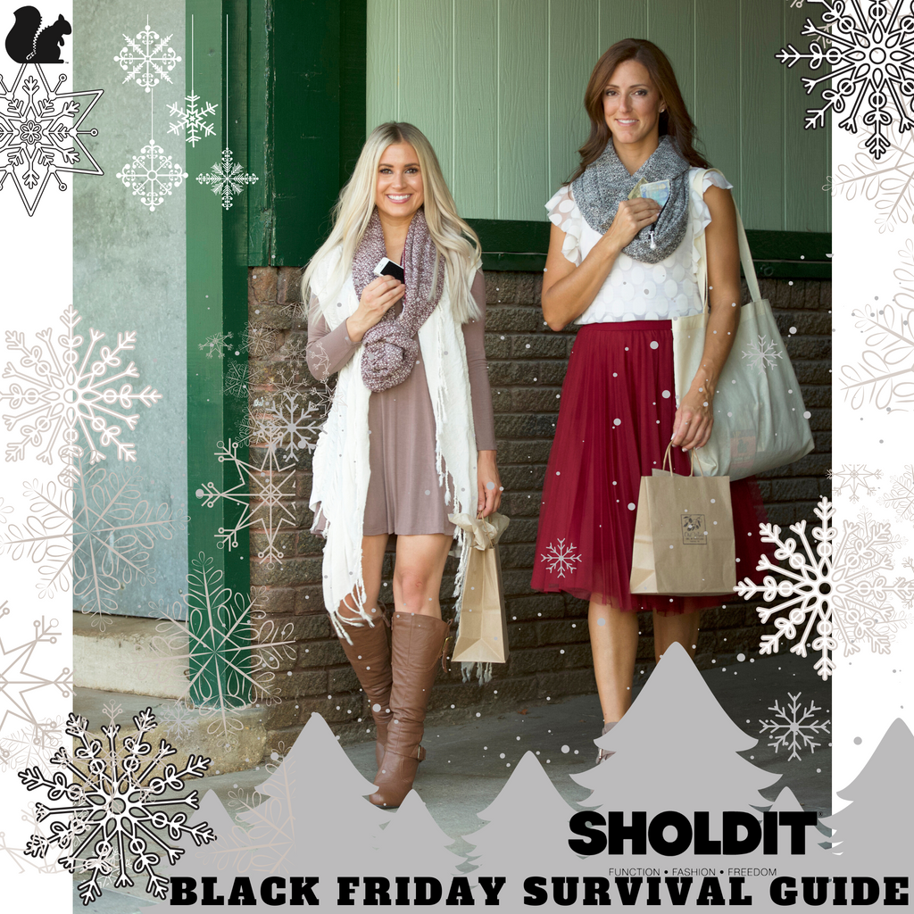 Black Friday Survival Guide: Tips To Make The Most Of Your Black Friday Shopping