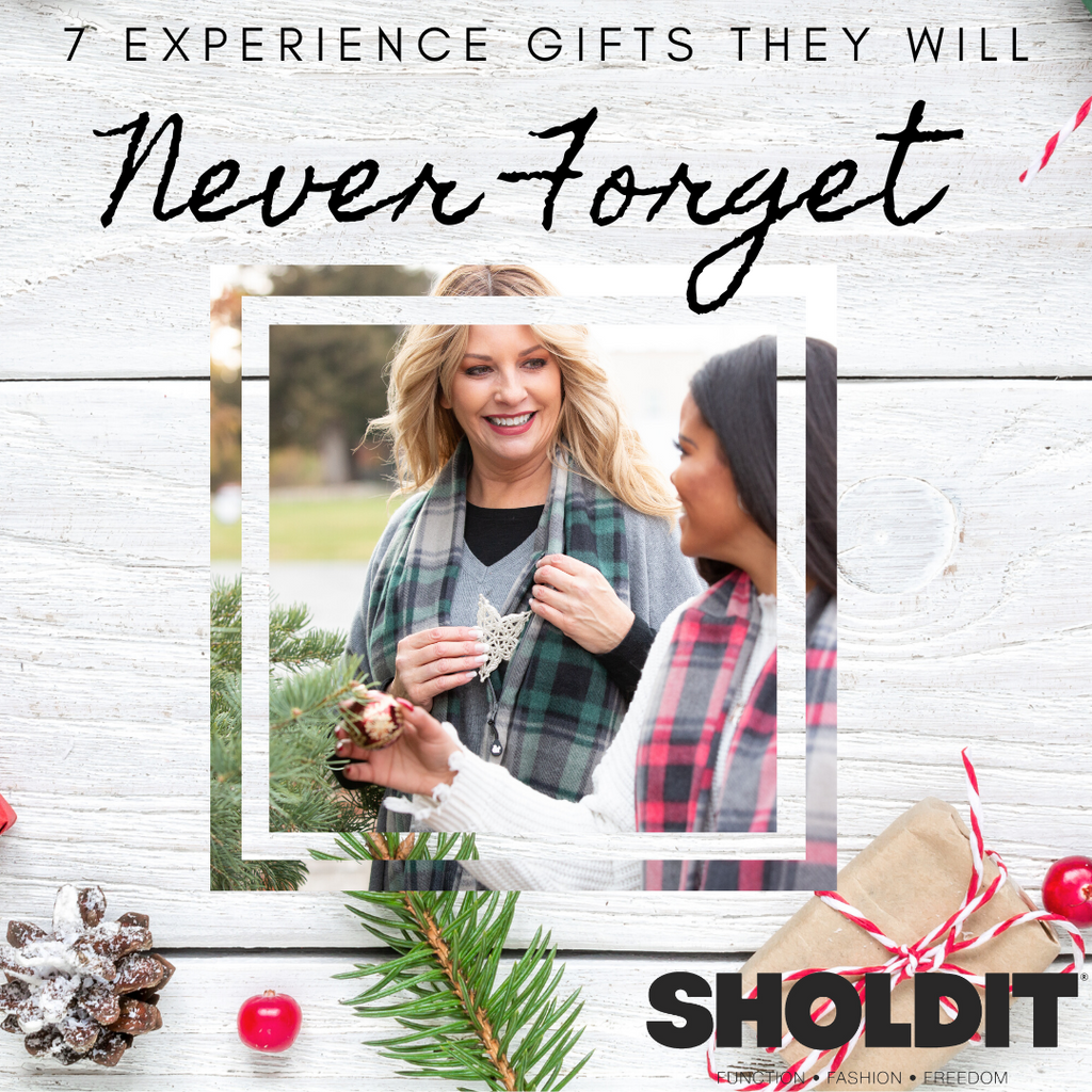 7 Experience Gifts They Will Never Forget