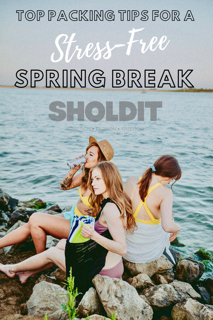 Top Packing Tips for a Stress-Free Spring Break