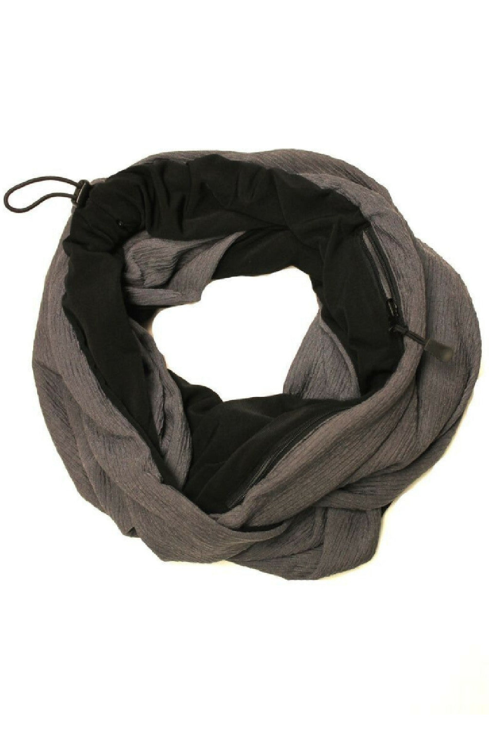 ORIGINAL Convertible Infinity Scarf with Pockets