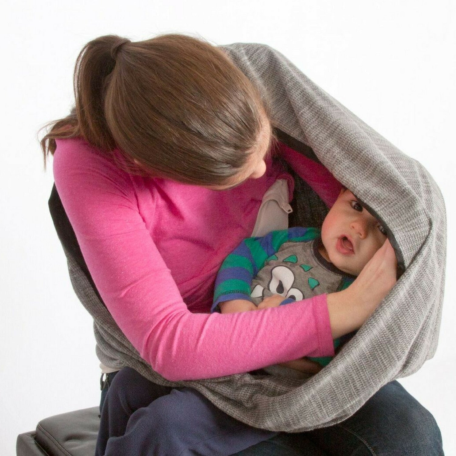 Convertible Nursing Scarf with Pocket™