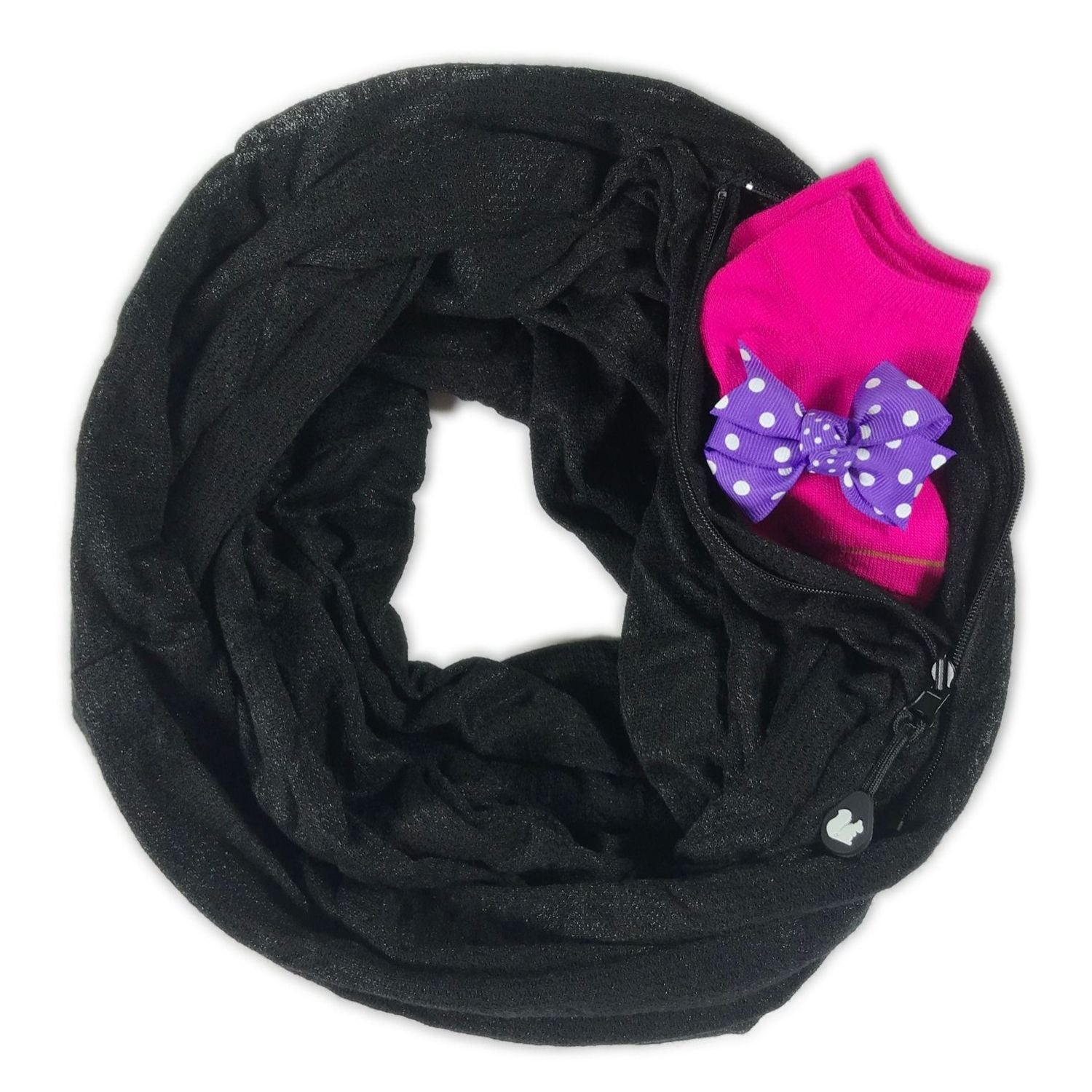 SHOLDIT Convertible Nursing Scarf with Pocket