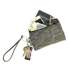 SHOLDIT RFID Blocking Cell Phone Wallet and Wristlet