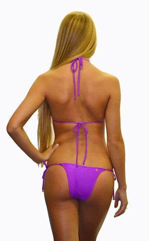 Marrakesh Solid  Tie Side String Bottom