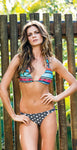 Tribe with Mexico Halter Top