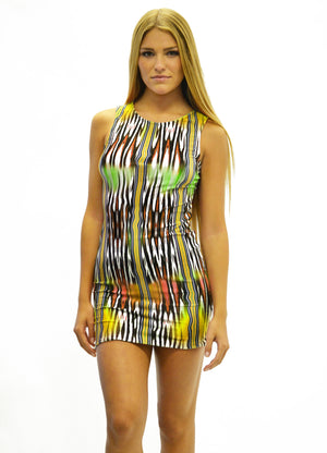 Mallorca Mini Tube Dress