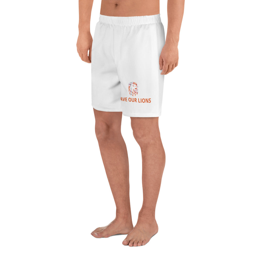 SAVE OUR LIONS UNISEX SHORTS