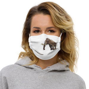 SAVE OUR ELEPHANTS REUSEABLE MASK