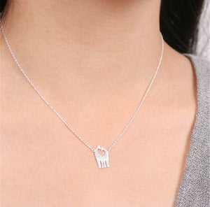 Save Our Giraffes Necklace