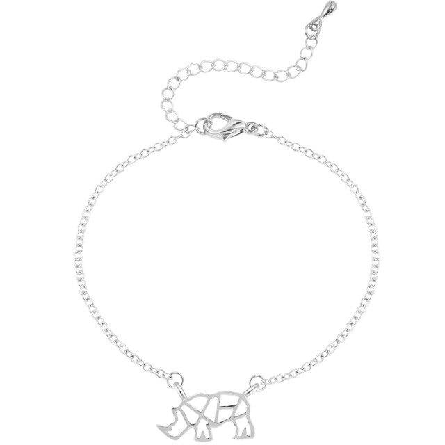 Save Our Rhinos Bracelet