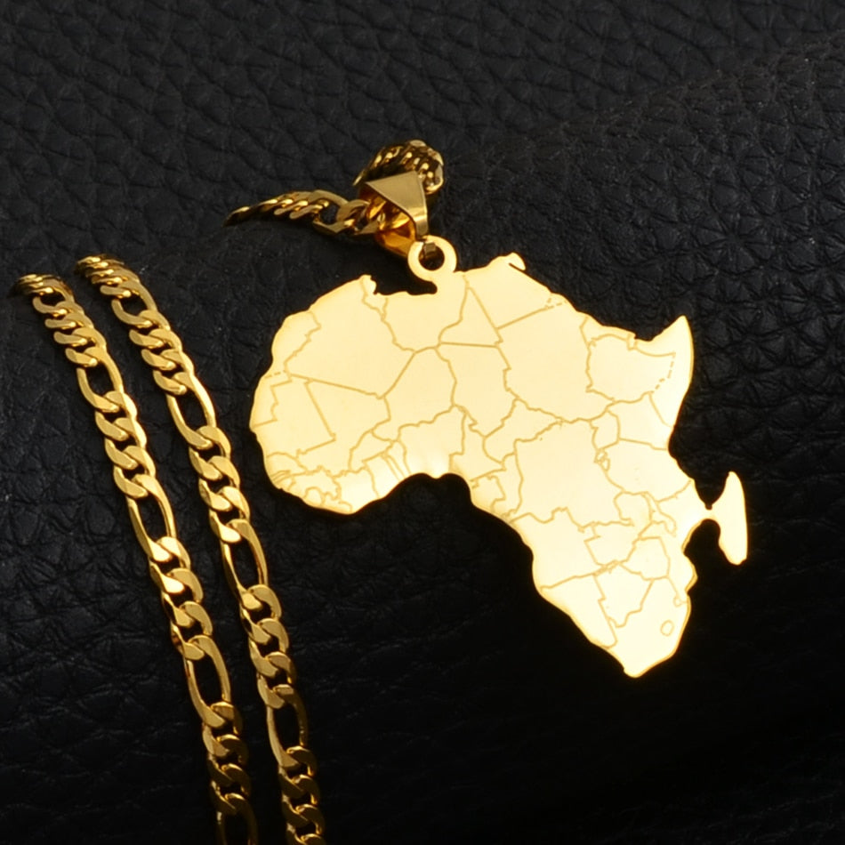 East Africa Awareness Necklace
