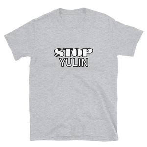 STOP THE YULIN FESTIVAL T-SHIRT