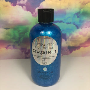 Savage Heart Shower Gel
