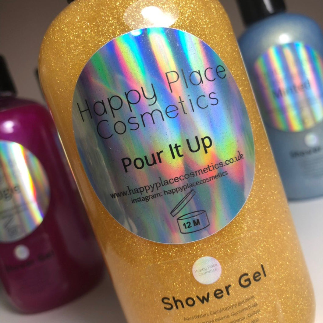 Pour It Up (new version) Shower Gel