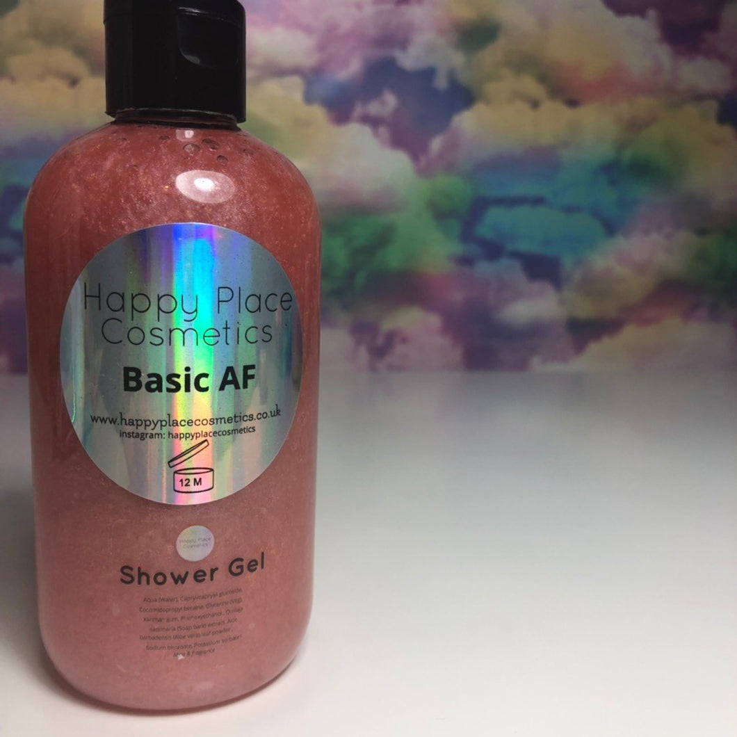 Basic Af Shower Gel