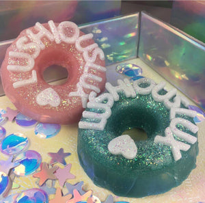 Personalised Donut Soap