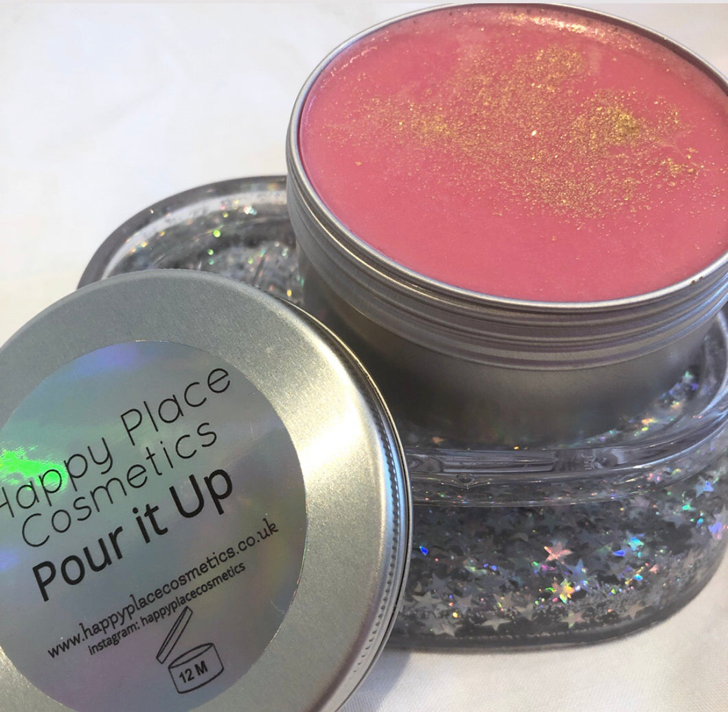 Pour It Up Makeup Brush Cleanser