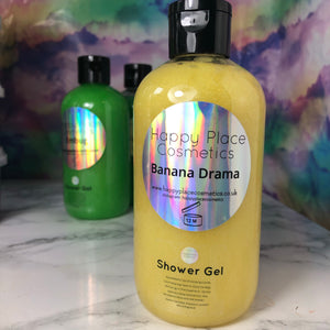 Banana Drama Shower Gel