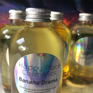 Banana Drama Bath & Shower Oil