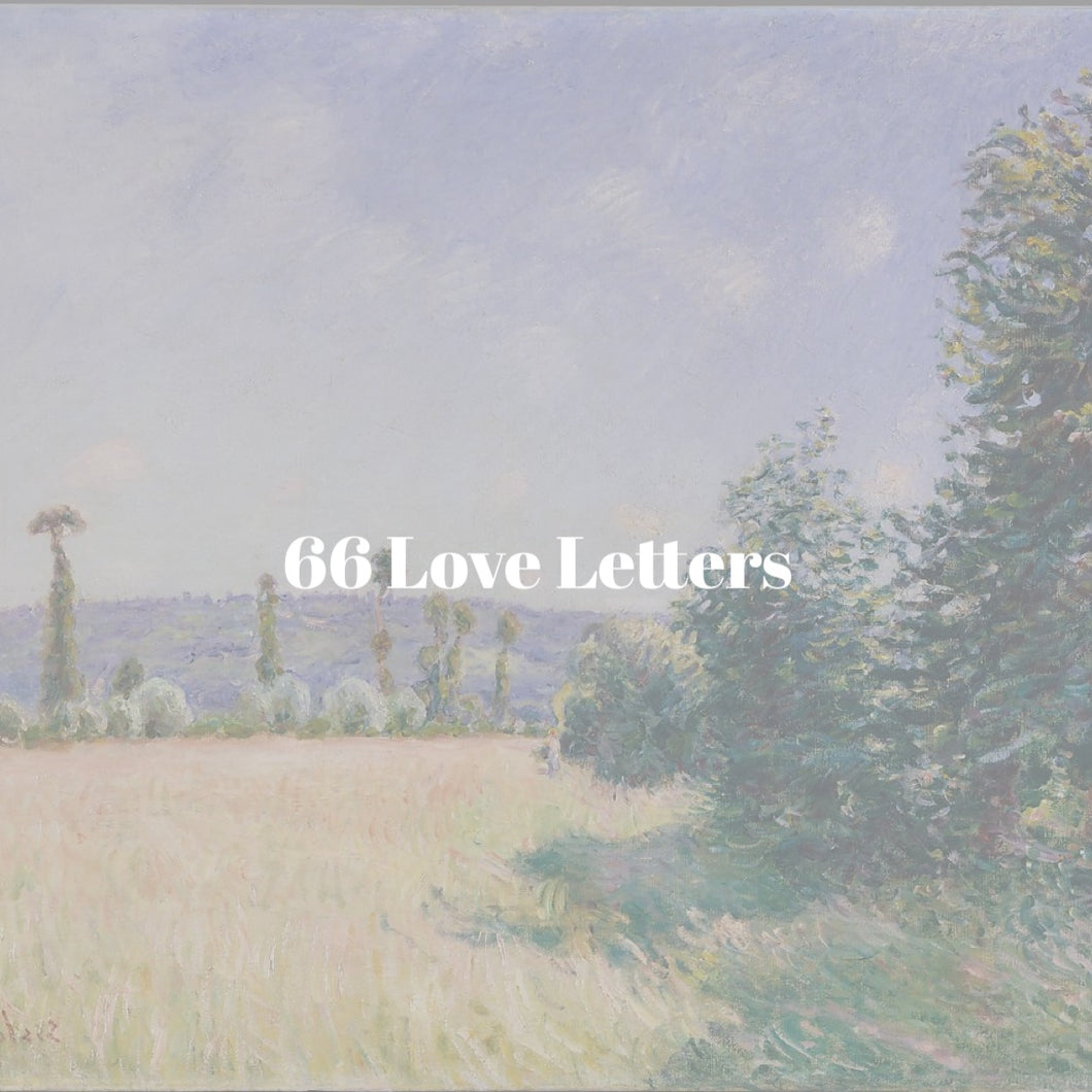 66 Love Letters Study Guide Bundle: Old & New Testament
