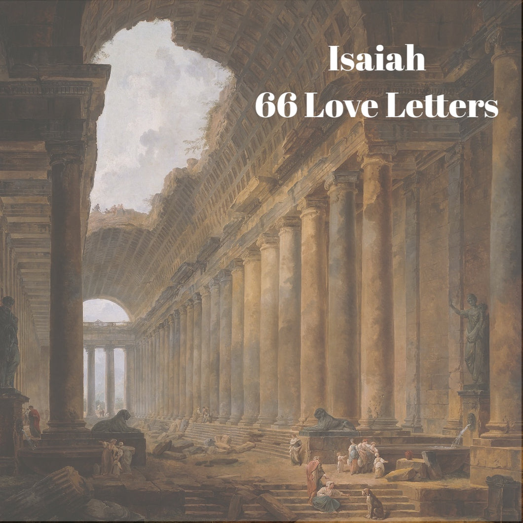 66 Love Letters Study Guide: Isaiah