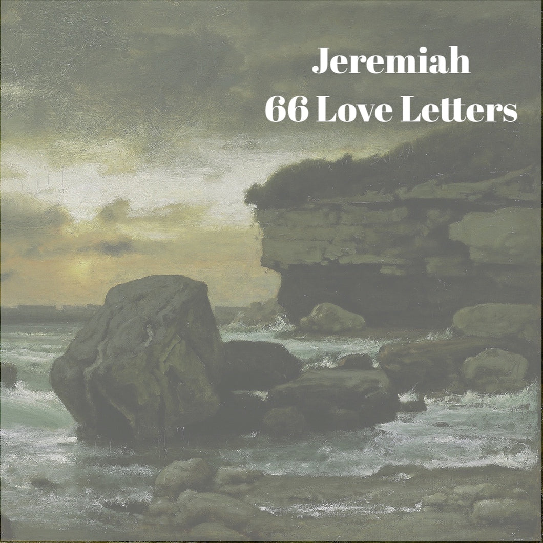 66 Love Letters Study Guide: Jeremiah
