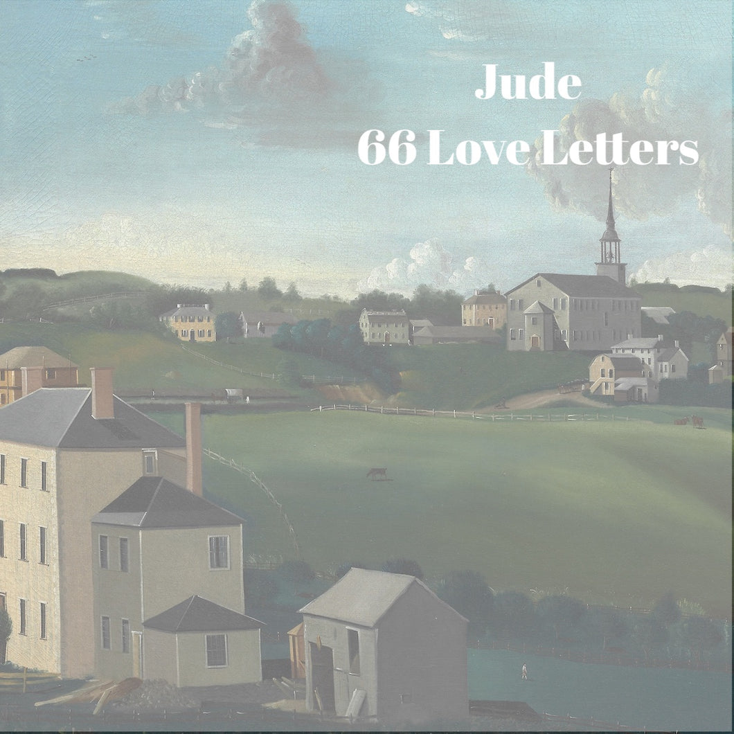 66 Love Letters Study Guide: Jude
